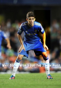Why Oscar Would Suit The 2-Man Pivot