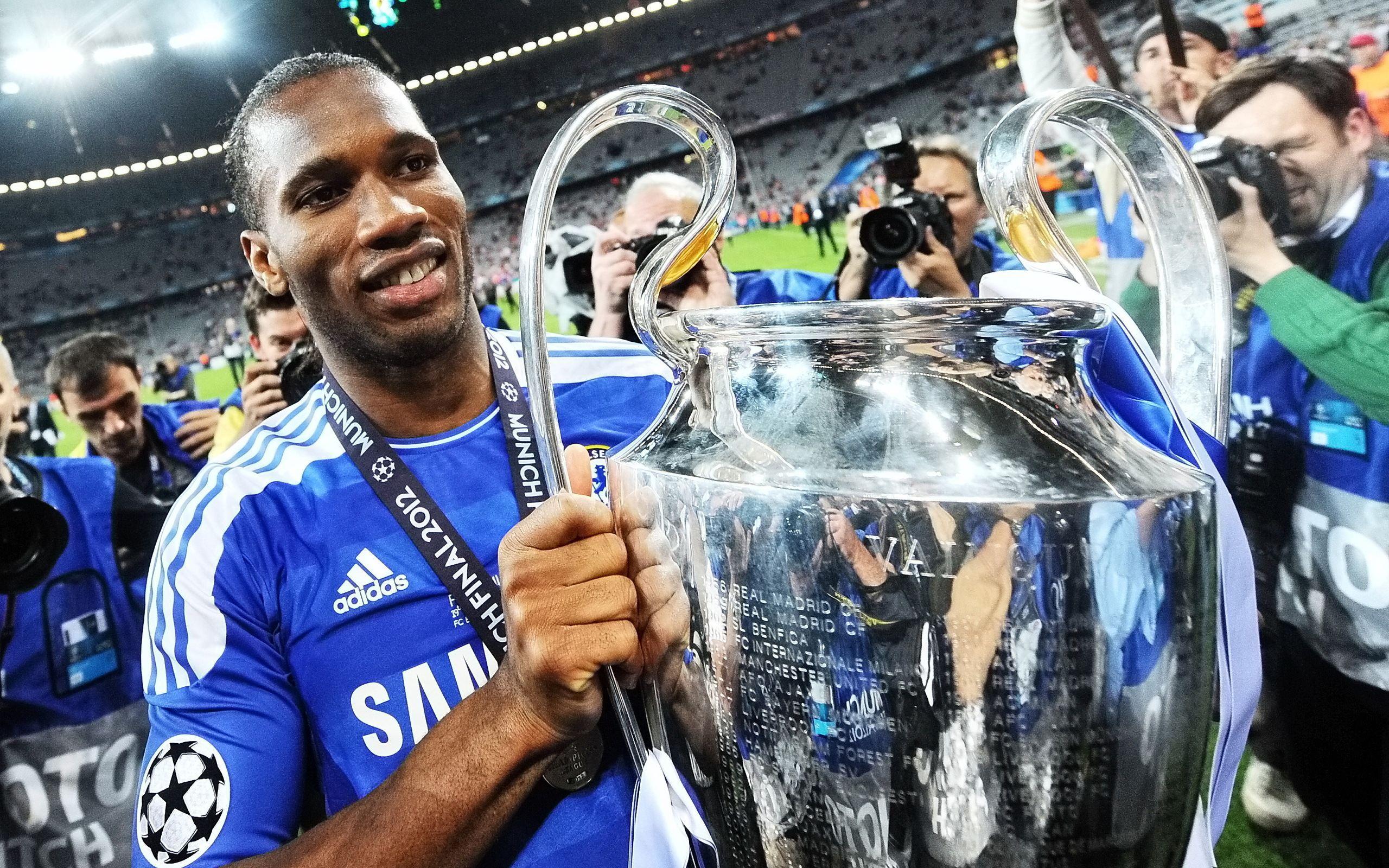 Legend: Didier Drogba