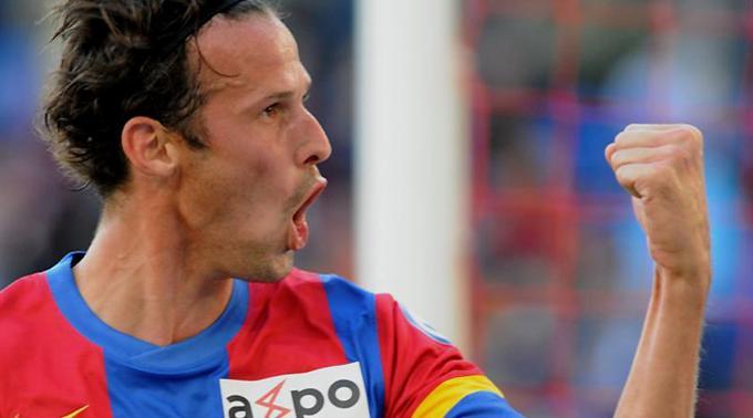 Basel's goal scoring machine: Marco Streller