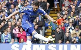 Lampard doubling our lead, goal number 201