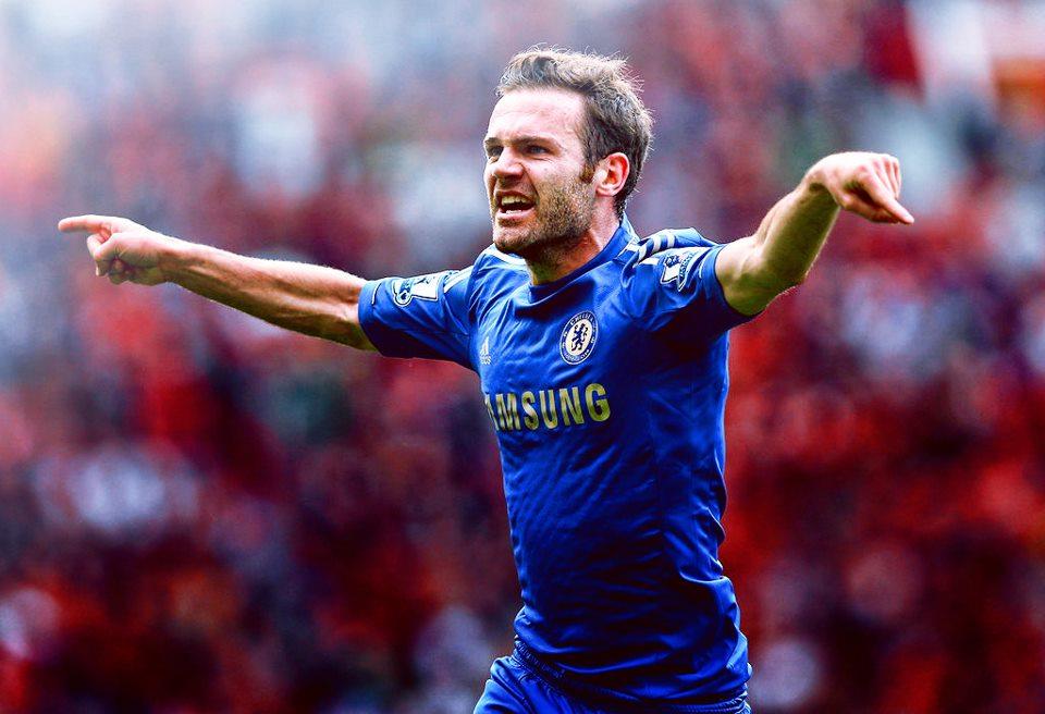 Favorite: Juan Mata