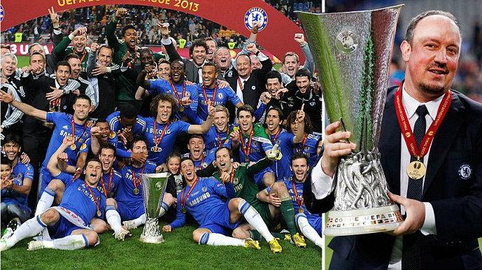 European champions, again.