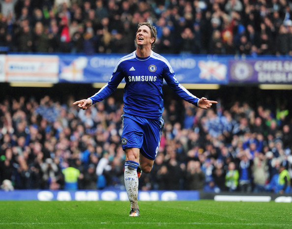Fernando Torres has failed to make himself the number one striker at Chelsea after 3 years at the Club