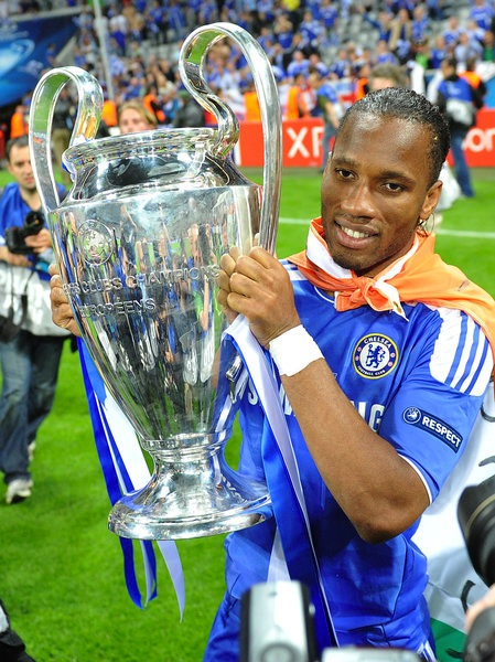 Drogba was the best striker Chelsea had in the last decade - By a mile.