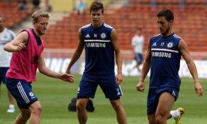 Chelsea Training Session & Fan Day