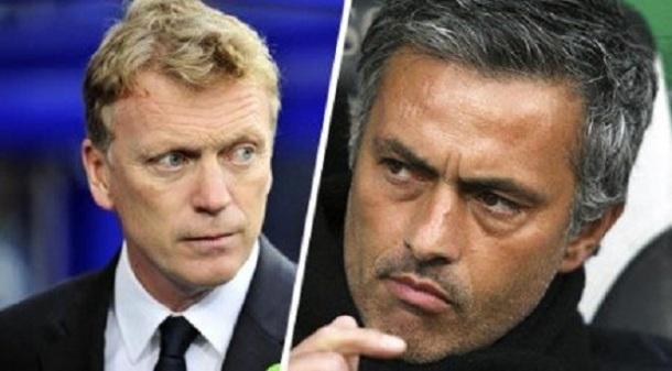 Jose vs Moyes