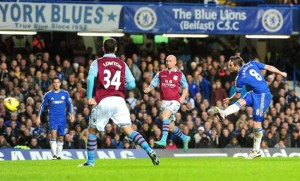 Lampard vs Aston Villa