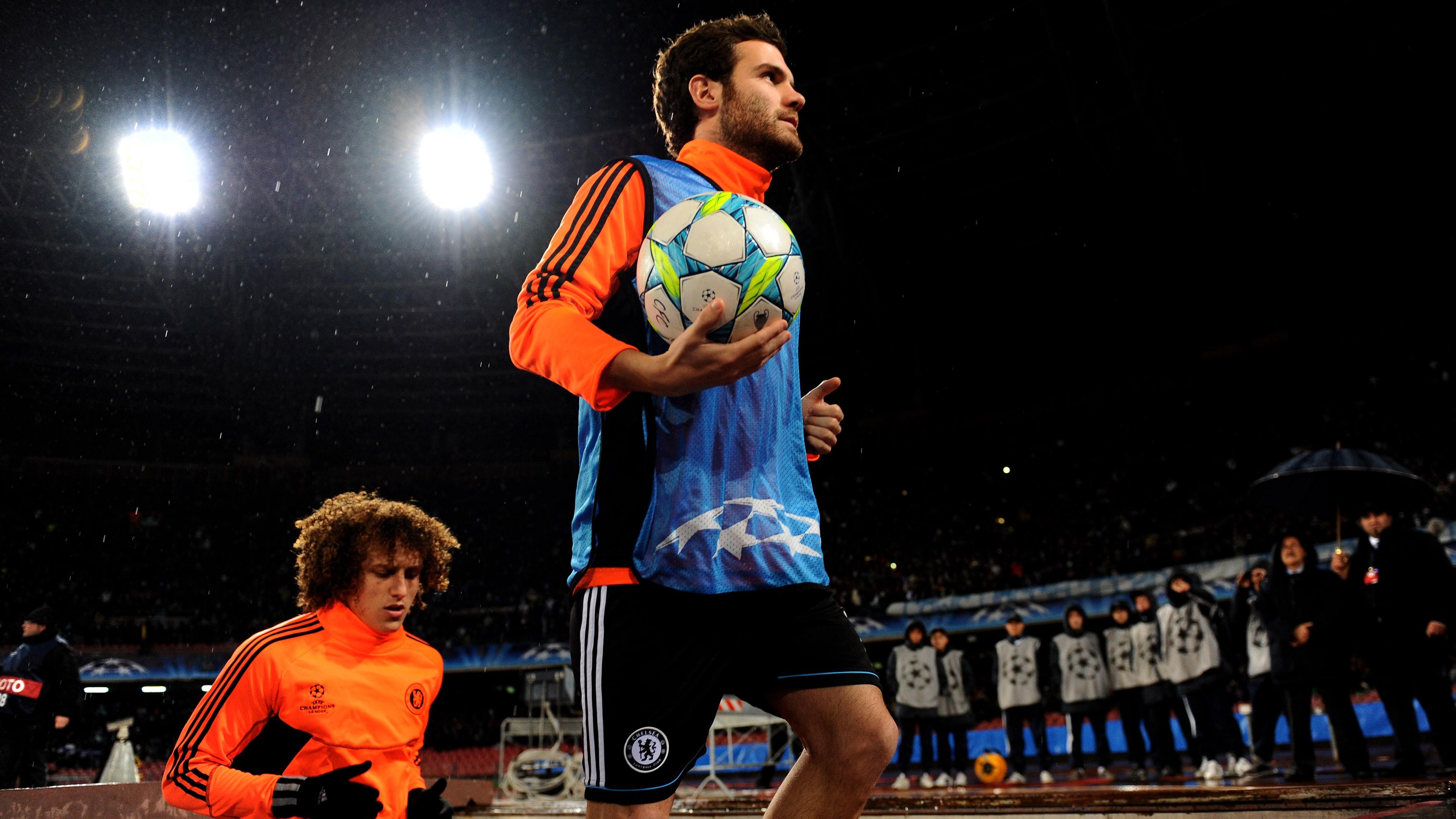 SSC Napoli v Chelsea FC - UEFA Champions League Round of 16