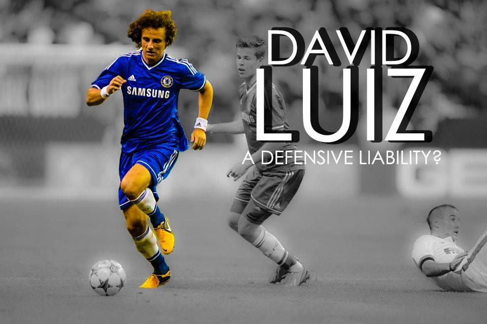 David Luiz: A defensive Liability?