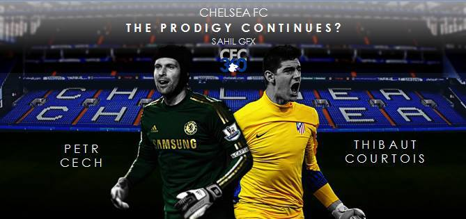 Cech vs Courtois