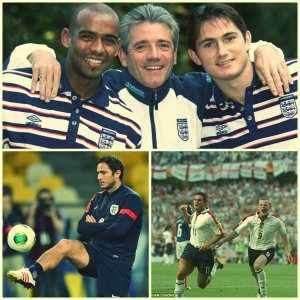 fRANK LAMPARD collage