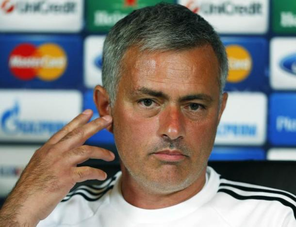 Mourinho is confident of the comeback.