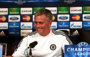 Jose PC ahead of UCL game