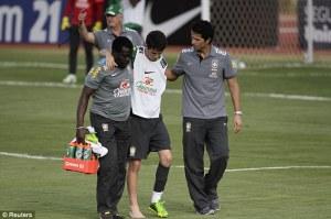 Oscar injury