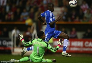 Ramires goal vs Swindon