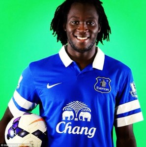 Wrong Blue Romelu