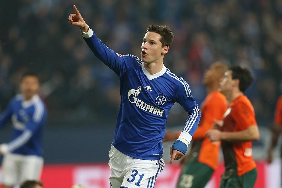 Report Julian Draxler A Transfer Target For Chelsea