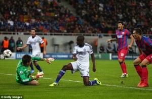Ramires goal vs Steaua