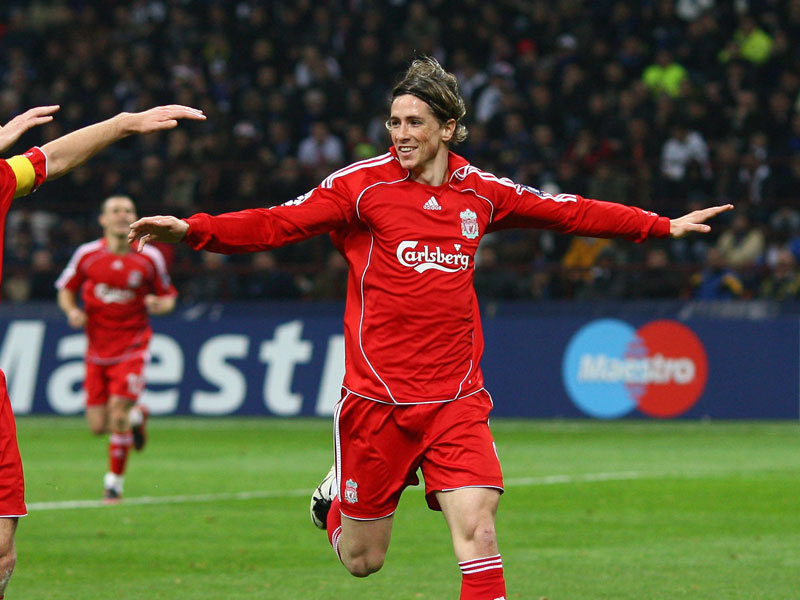 The Fernado Torres of Liverpool. A foregone Memory?