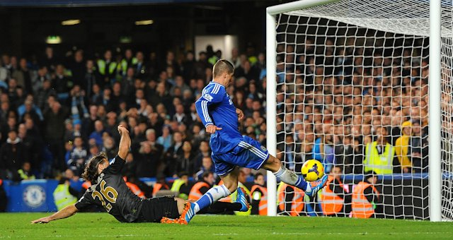TORRES WINNER VS MAN CITY