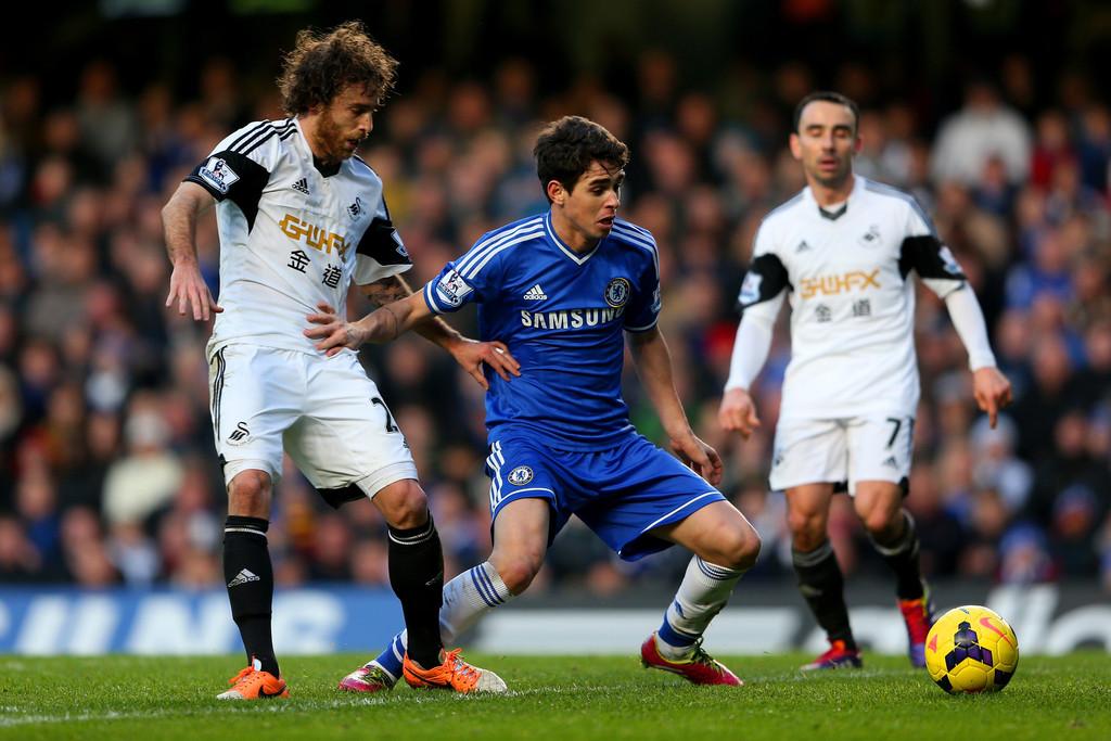 Chelsea+v+Swansea+City+Premier+League+4GXPbQICkfIx