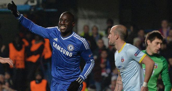 Demba goal