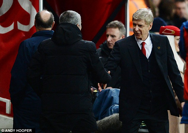 Jose and Wenger