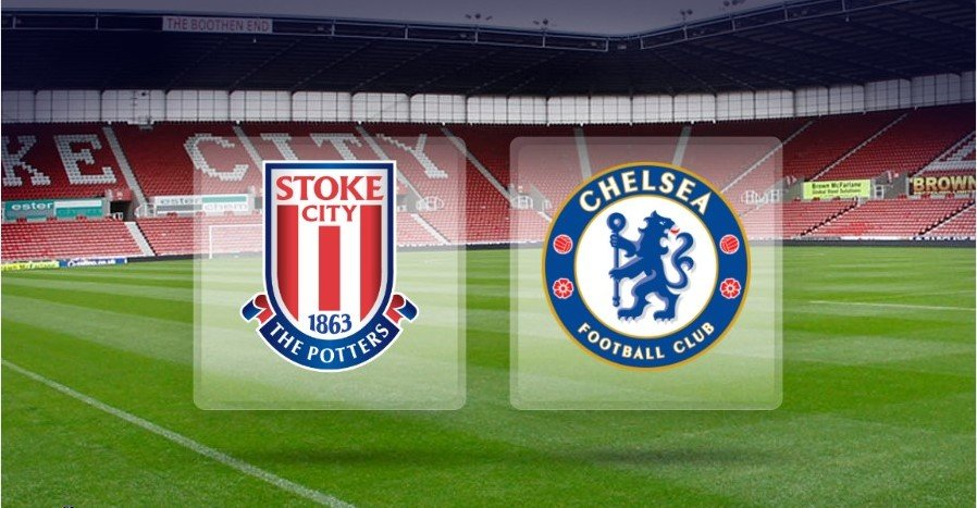 Stoke City - Chelsea FC
