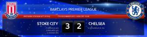 Stock vs Chelsea scoreline