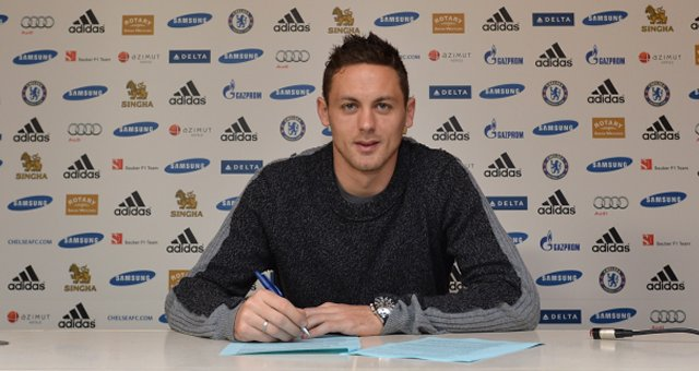 Nemanja Matic is now once again a Chelsea player.
