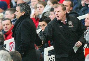 Mourinho vs Maclaren