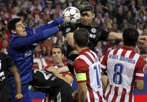 ATLETICO MADRID VS. CHELSEA