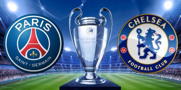 Champions League - Paris Saint-Germain vs Chelsea Chelsea-psg
