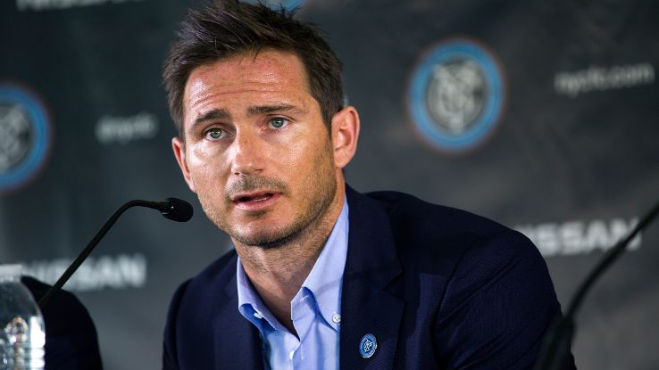 Currently playing for Manchester City on loan from New York City FC, Frank Lampard spoke out on the 'player power' at Chelsea FC
