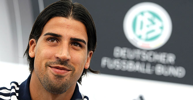 Sami Khedira was an integral part of Real Madrid's latest Champions league winning side