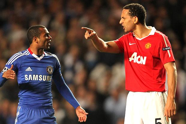 Rio claims he was betrayed by his long time friend Ashley Cole the moment he decided to stand up for John Terry